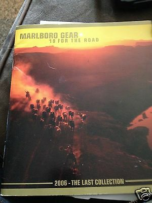 2006 Marboro Gear for the road @@@Final Copy w/order form