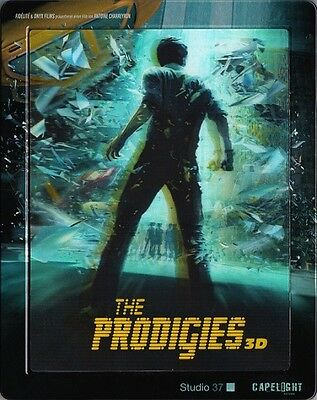 The Prodigies 3D (Blu-Ray Disc - Steelbook)