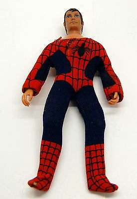 1974 Spiderman by Mego Corp. - 8 inches tall