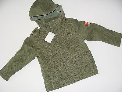 H&M Jacket Coat Boys Boy Size 13-14 Years NEW NWT Chrome Rollers Snake