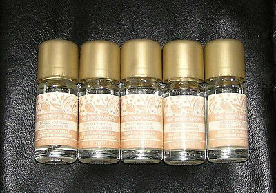 The Body Shop SPICED VANILLA Home Fragrance Oil x 5 LOT