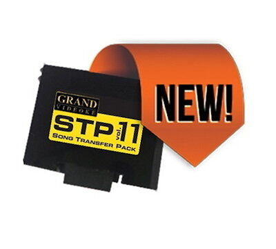 SONG TRANSFER PACK  VOL. 11 | STP11  (The Newest Song Pack of GRAND VIDEOKE!)