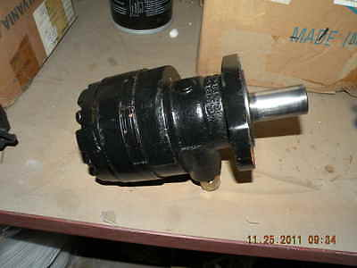 White Drive Products Re 500 Series Hydraulic Motor 500300A5176Aaaaf