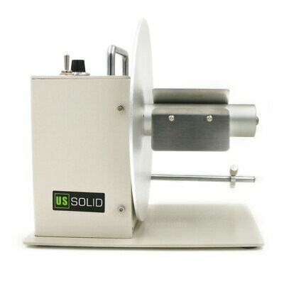 "Automatic Label Rewinder Tags Rewinding Machine with 3"" Core + Auto Speed Sync"