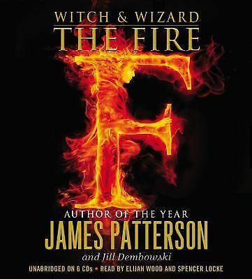 The Fire No. 3 by James Patterson and Jill Dembowski (2011, CD, Unabridged)