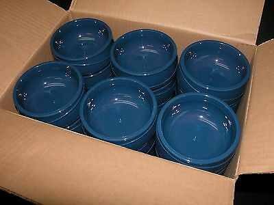 New Case Lot 48 Aladdin Temp Rite ALB230 8oz Thermal Insulated Bowl Blue