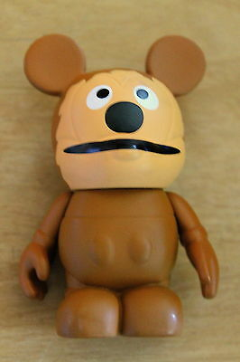 "ROWLF THE DOG Disney 3"" Vinylmation Muppets Series #1 - NO CARD"