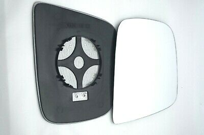 Fits Nissan Nv200 2010+  Door Wing Mirror Glass Heated Right