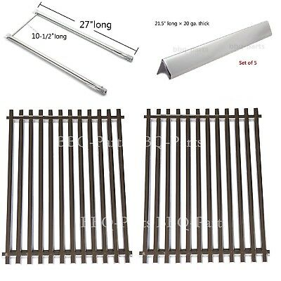 Weber 2241298 Replacement kit Heat Plates,Grill Grid Grates and Grill Burners