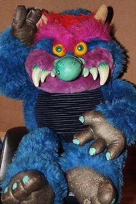 Vintage 1986 My Pet Monster American Greetings AmToy Those Characters Cleveland