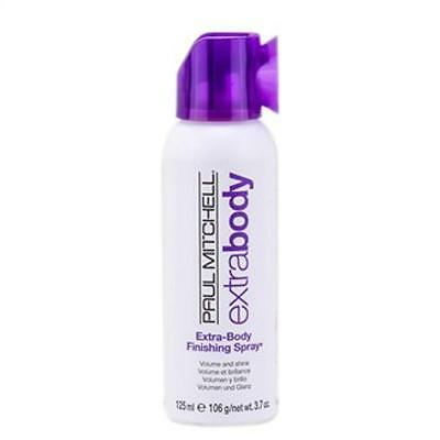 Paul Mitchell Extra Body Finishing Spray 3.7 oz (Travel Size)