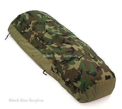 US Military Weatherproof Gore-Tex Camo Bivy Cover -Excellent