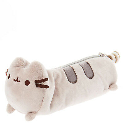 NEW OFFICIAL GUND Pusheen The Cat Plush Soft Pencil Case 4048878