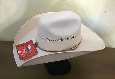 Cappello Western  Justin Moore By Bullhide Cowboy In Paglia Areato