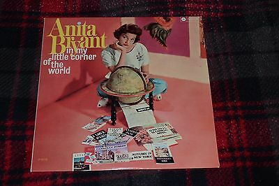Anita Bryant~In My Little Corner Of The World~Carlton LP 12/132~FAST SHIPPING