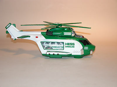 HESS 2012 HELICOPTER AND RESCUE MINT IN THE BOX no BAG