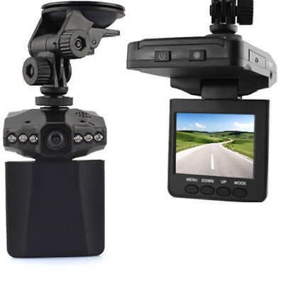 "1080P Hd 2.5"" Lcd NightVision Cctv In Car Dvr Accident Camera Video Recorder New"