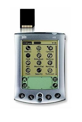Palm m500 PDA with New Battery & New Screen + Warranty – Handheld Organizer – US