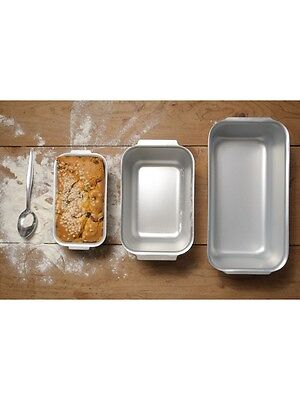 Silverwood Loaf Tin - A Robust Loaf Tin for Perfect Baking - Various Sizes