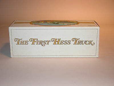 Hess 1982 First Hess With Black Switch  Mint In The Box