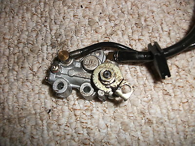 Suzuki TS50 Oil Pump with Pipes from Engine Number A113-