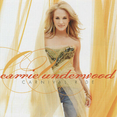 Carrie Underwood - Carnival Ride (2007) - Charts/Contemporary Country