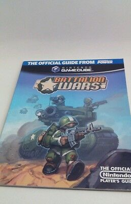 Battalion Wars  (Nintendo GameCube, 2005) Strategy guide only.
