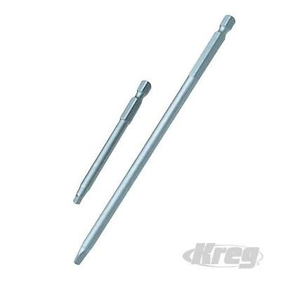 Kreg Square Driver Combo DDS 102275 Hand Tools Drilling Bit Changes Power