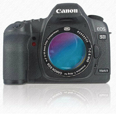 Baader Canon EOS DSLR T-Ring with 7nm H-Alpha Filter # DSLR-HA 2958550H