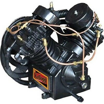 NEW! Kellogg Two-Stage 10HP Air Compressor Pump!!