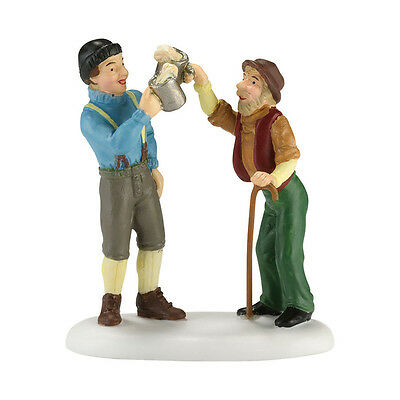 Dept 56 NEV To A Good Day's Fishing Accessory 4030707 D56 New England Village