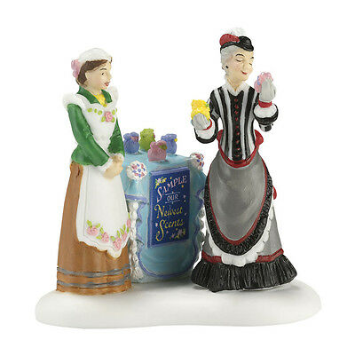 Dept 56 Scent of the Day Dickens Village Accessory NEW 4030365 D56 DV 2013