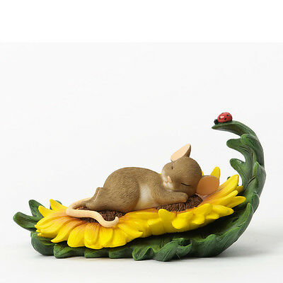 Charming Tails May Your Dreams Be Filled with Beauty  Figure NEW 4035268 Mouse
