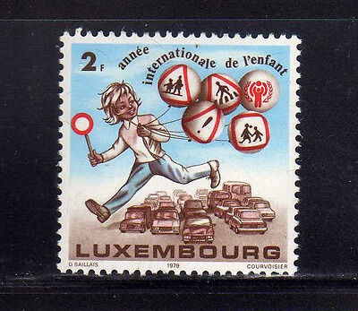LUXEMBURGO/LUXEMBOURG 1979 MNH SC.633 Road Safety for the children