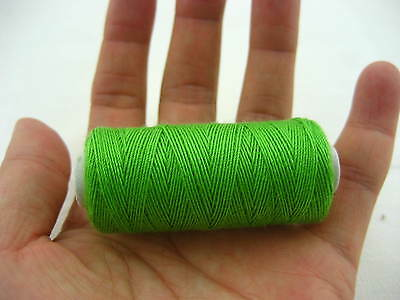 green Jeans shoes bags thread real strong thick Sewing thread Spools thread