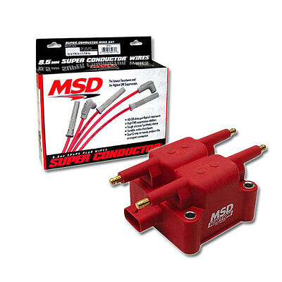 MSD Ignition Kit Stage 1 pour Mini Cooper 00-08  PN: mini_ign_kit