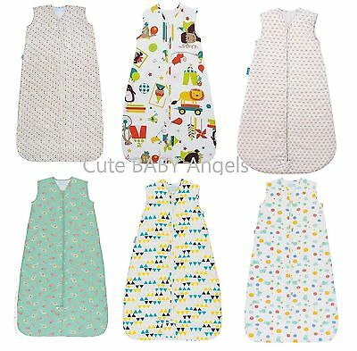 Grobag Sleeping Bag For Older Children Size 3/6 - 6/10 Years All Togs & Styles