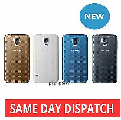 Samsung Galaxy S5 Battery Back Cover Case Housing Replacement Battery Cover