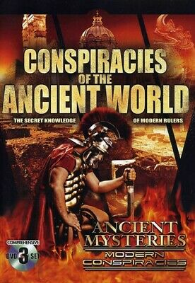 Conspiracies of the Ancient World (2012, DVD NEW)