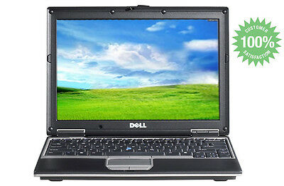 Dell Latitude D430 Laptop Notebook C2D Windows 7 Professioal WiFi 1.20GHz