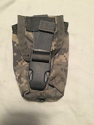 NWOT US Army Military Issue MOLLE II ACU Digital Camo Flashbang Grenade Pouch
