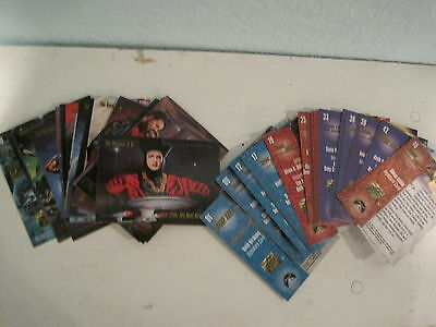 vintage Star Trek Master Series  Set of Trading Cards SkyBox 1993 53 out of 90