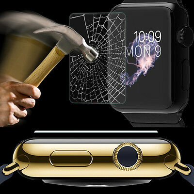 Apple Watch 1/2/3 Series Tempered Glass Screen Protector for Sport Edition 42mm