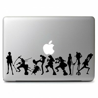 One piece Vinyl Decal Sticker for Macbook Air Pro 13 15 17 Laptop Car Window