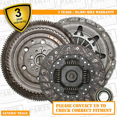 VW PASSAT 1.9 TDi DMF Flywheel & Clutch Kit 105 03/05-11/08 SLN BKC BLS BXE