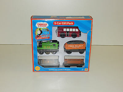 THOMAS THE TRAIN 5 CAR GIFT PACK
