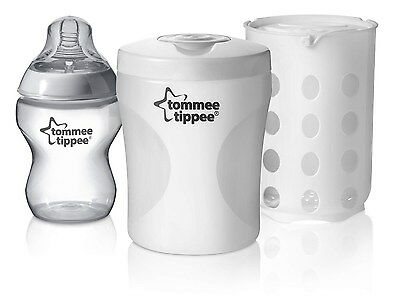 Tommee Tippee Closer to Nature Single Bottle Steriliser