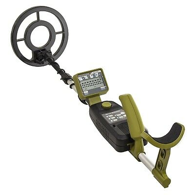 Waterproof Metal Detector Treasure Hunting Deep Target 22cm Coil