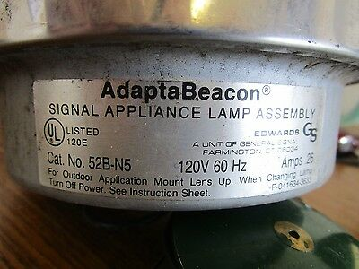 USED ADAPTABEACON LAMP ASSEMBLY 52B-N5