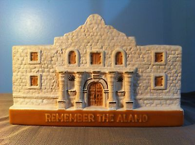 """Jim Beam Decanter, """"Remember The Alamo"""" Limited Edition!"""